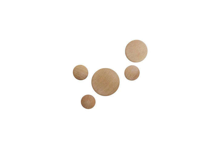 The Muuto Wall Dots came out in 07; Julie wrote about them in 09; and today, in , they&#8