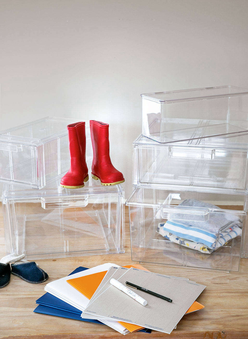 How to Organize, Store, and Keep Track of Hand-Me-Downs
