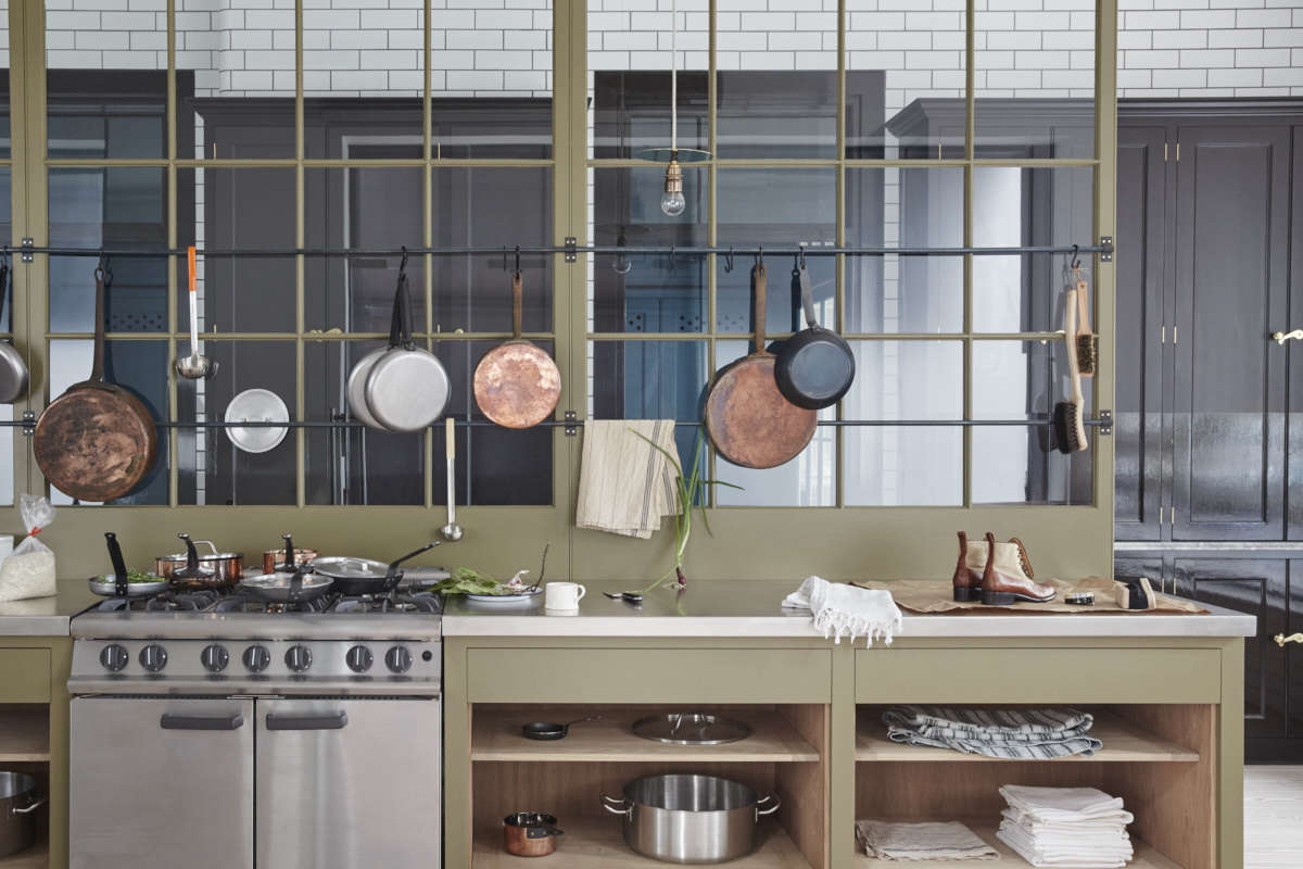 In Plain English 8 Storage Ideas To Steal From The Brit Kitchen