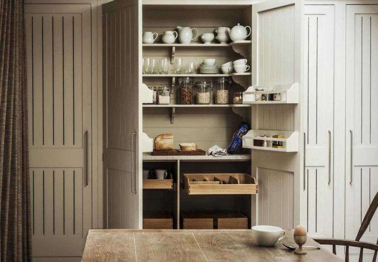 In Plain English 8 Storage Ideas To Steal From The Uk Based Kitchen