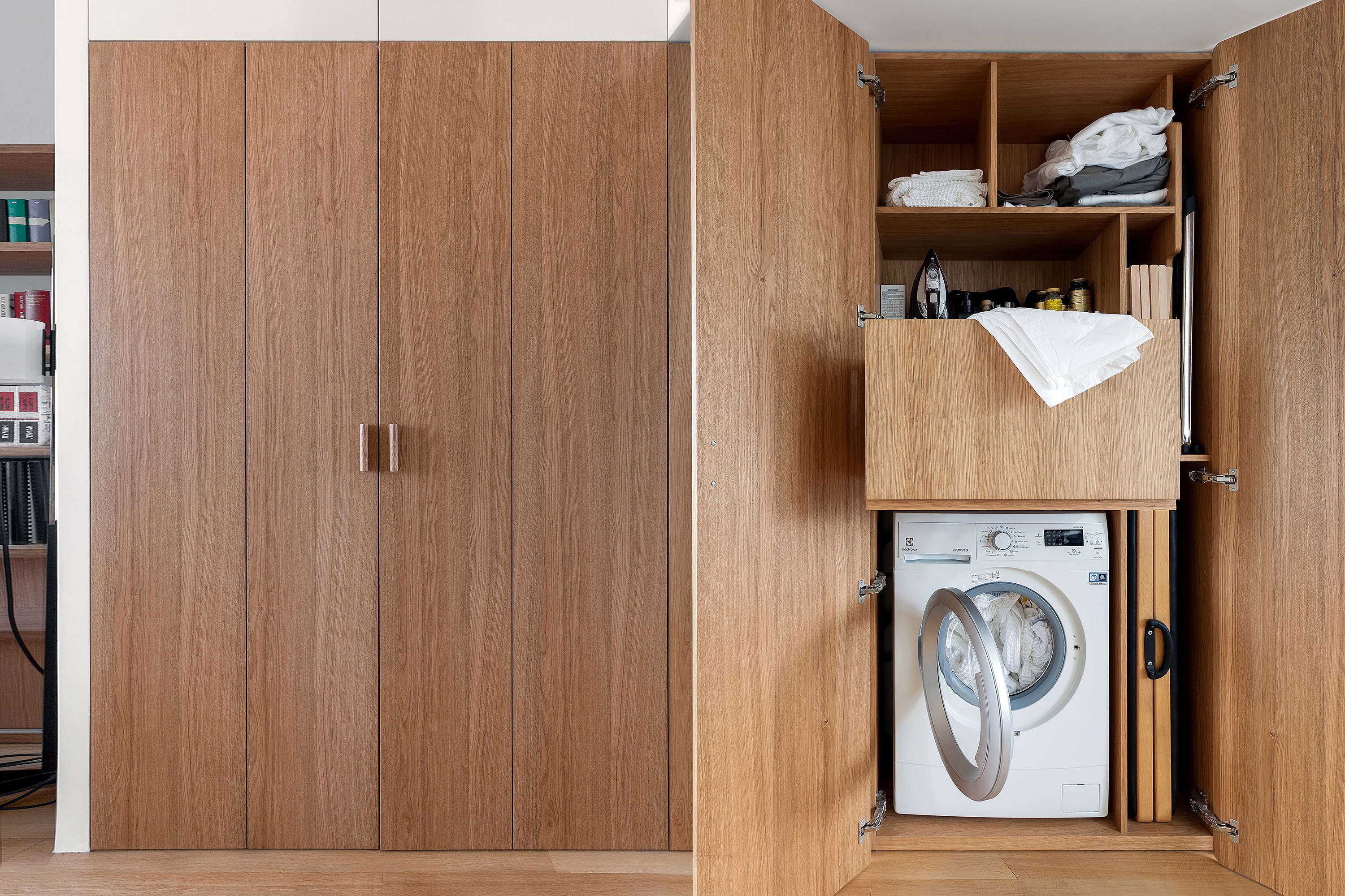 8 Unexpected Ways To Upgrade Your Laundry Closet