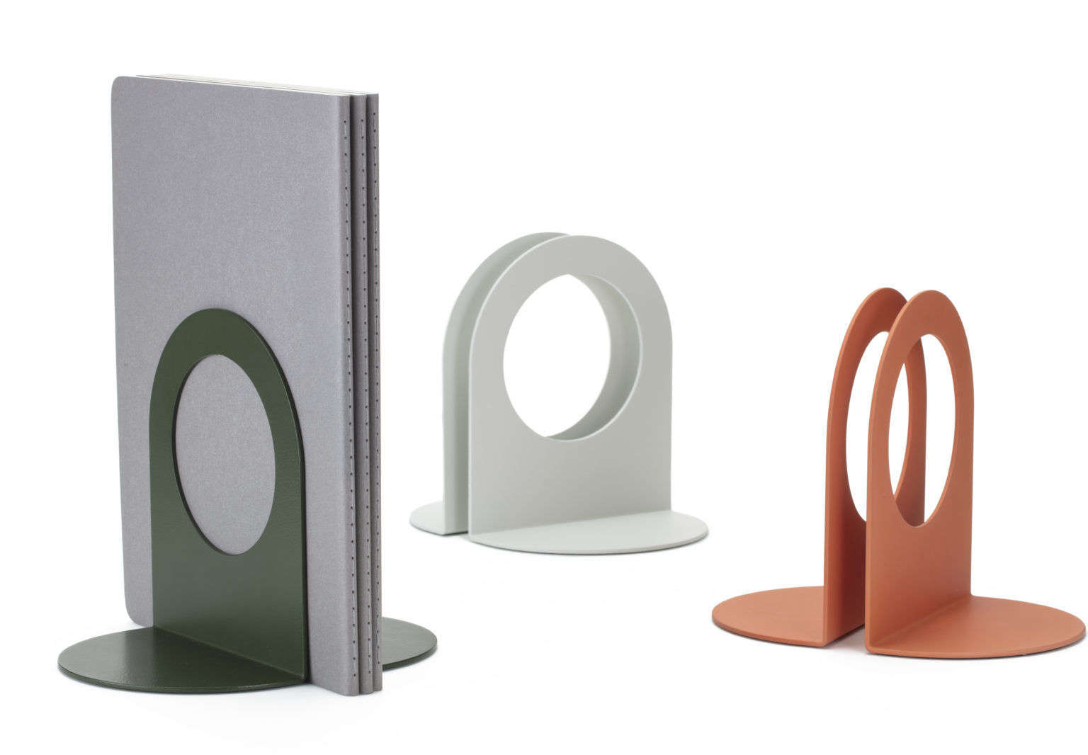 Perry bookends by Most Modest.
