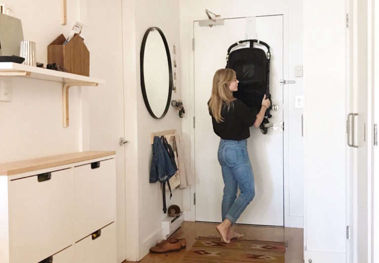Entryway In Alison Mazurek S Vancouver Apartment