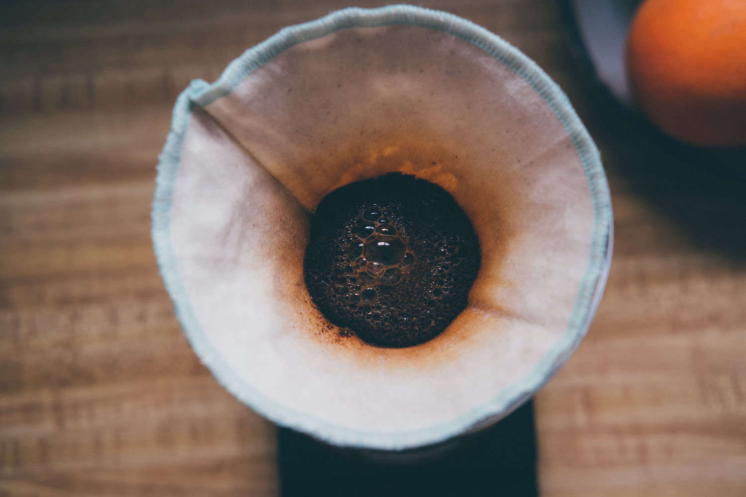 "There are four types of Ebb Coffee Filters, each compatible with a different kind of pour-over coffee maker, including the Chemex and V60. All materials are grown and made entirely in the US and are wholly organic: ""Our goal is to make great-tasting coffee at no one's expense,"" says Sieburger."