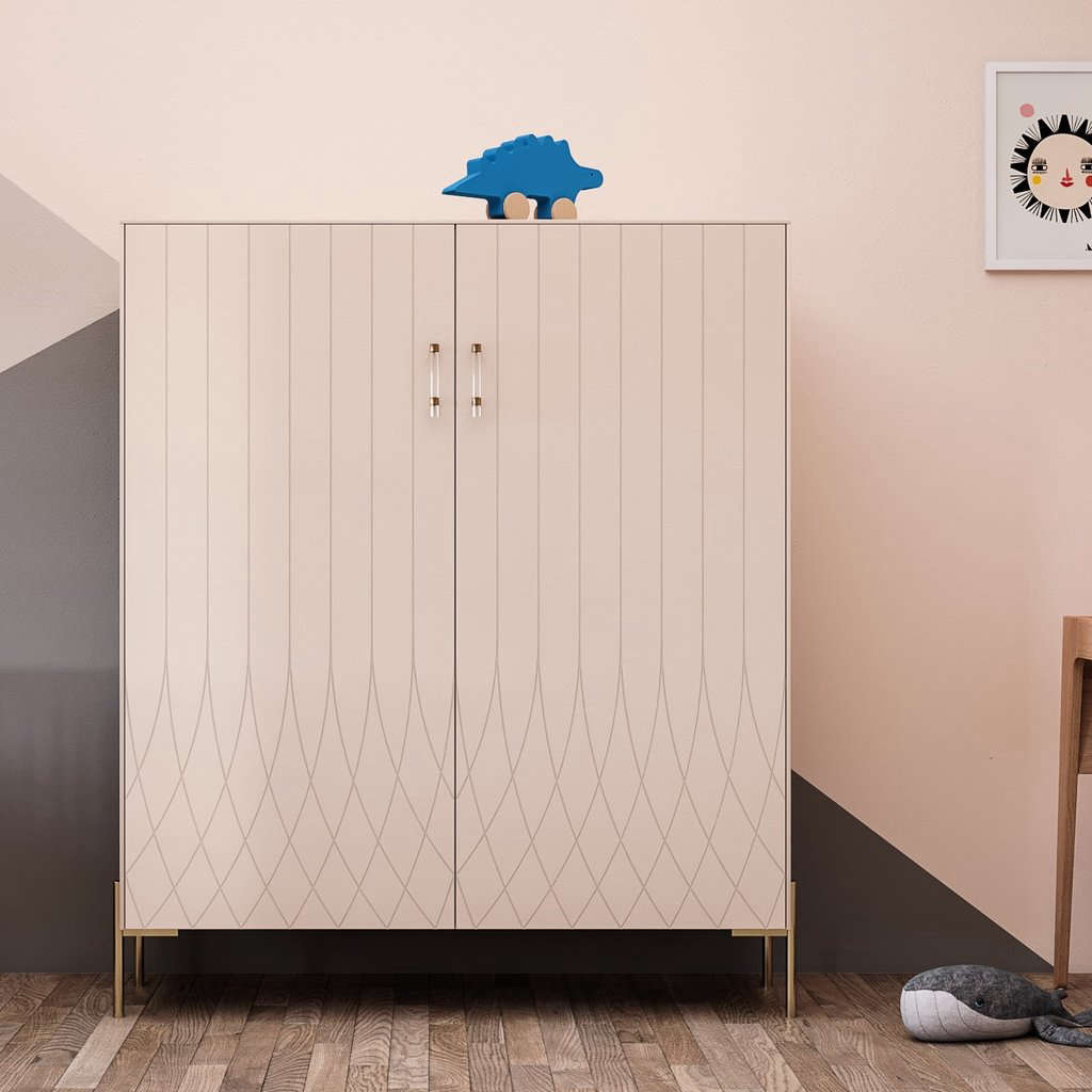 Scandi Style Cabinet Fronts For Ikeas Bestå Line From Norse Interiors