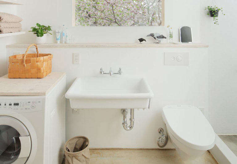An Easy Diy Countertop Hack For The Washerdryer