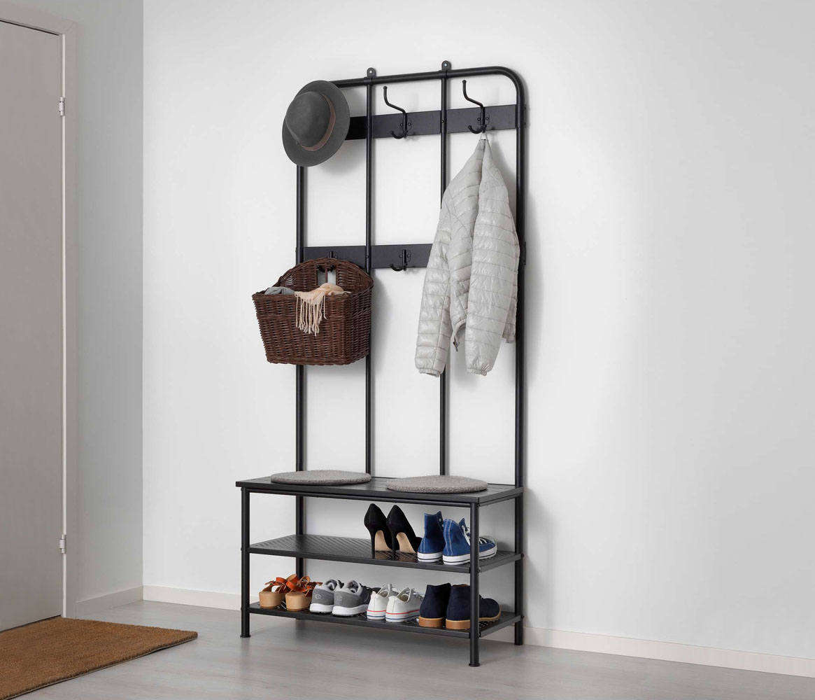 10 Easy Pieces All In One Entryway Stations The