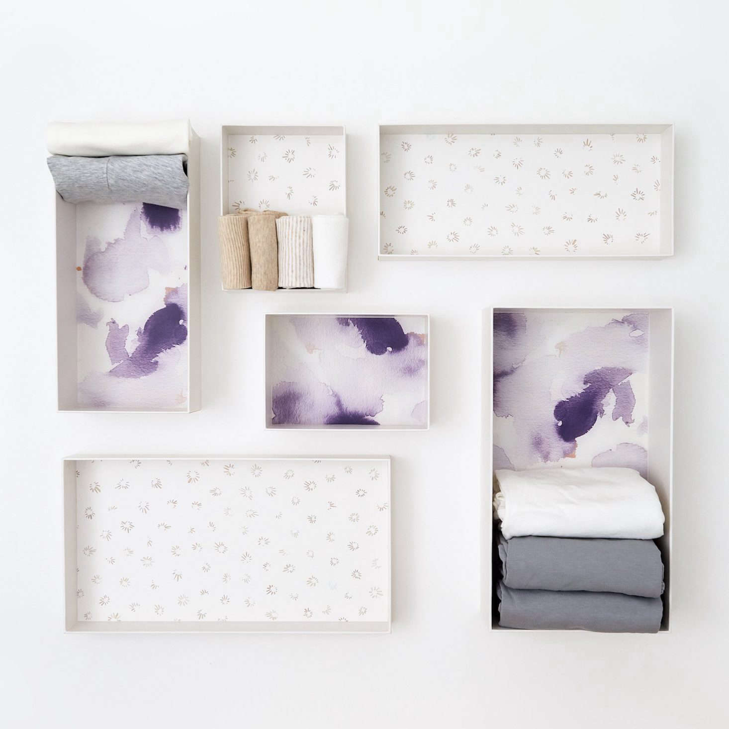 Marie Kondo KonMari Hikidashi Box Set Clarity