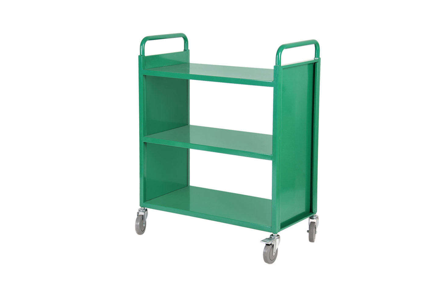 10 Easy Pieces: Library Carts - The Organized Home