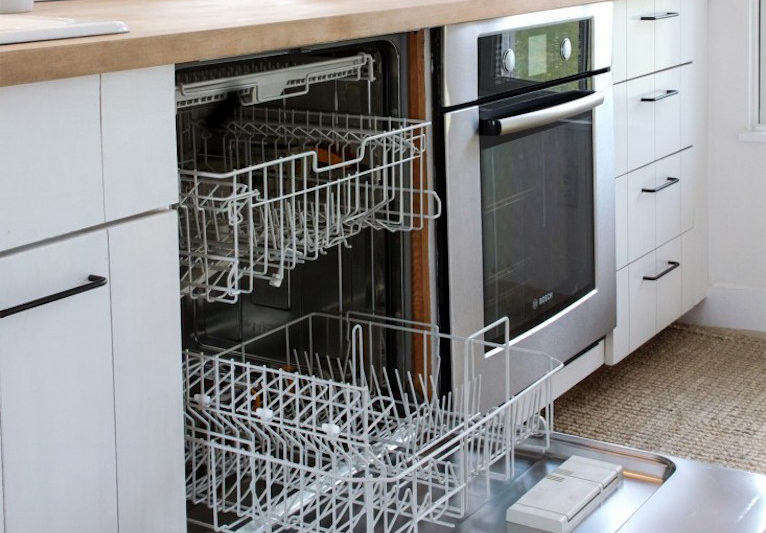 Your Weekend Project Deep Clean Dishwasher The