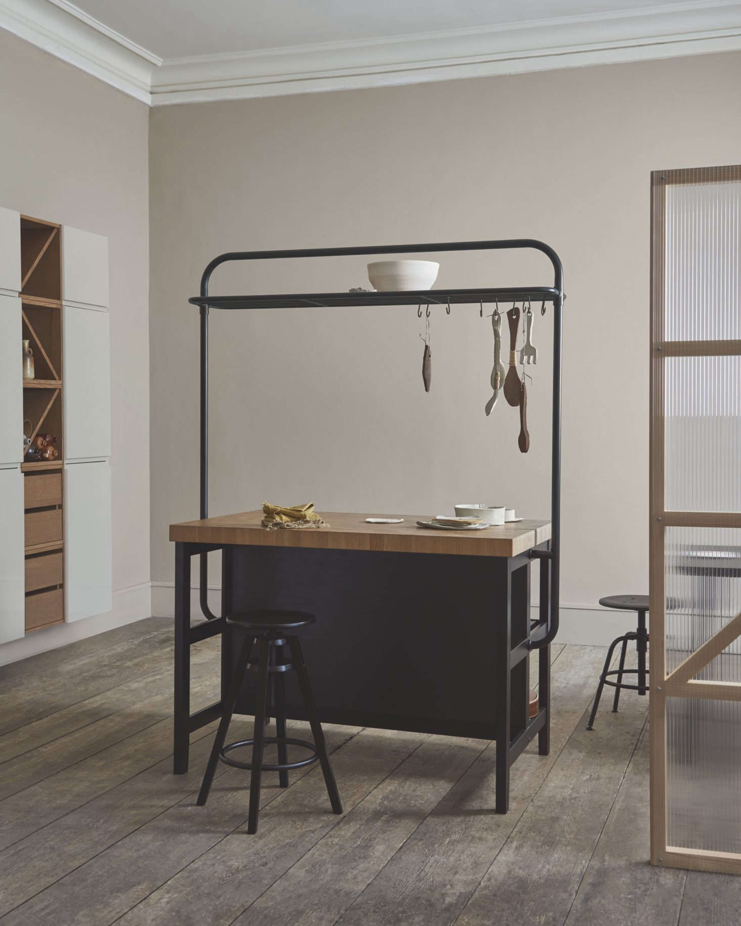 Ikeas vadholma kitchen island