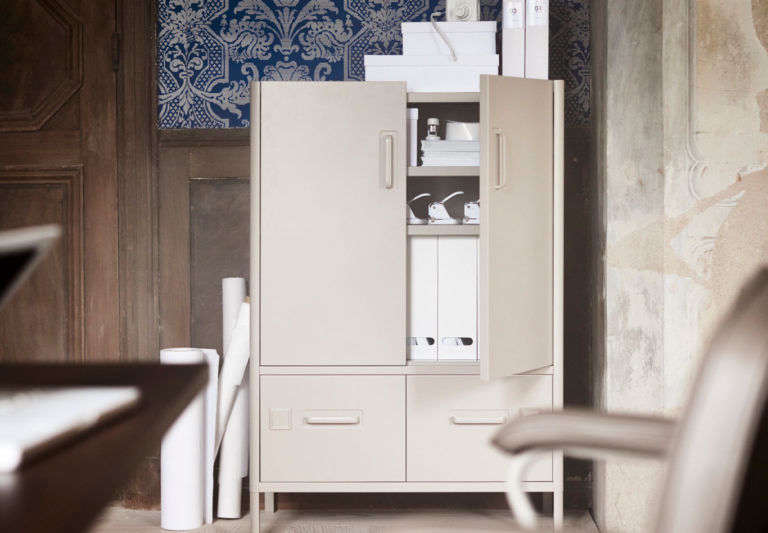 Today, Ikea Launches A Whole New Storage System. The Idåsen Line Features A  Clean, Minimalist Look, Tasteful Colors, User Friendly Design, And  Affordable ...