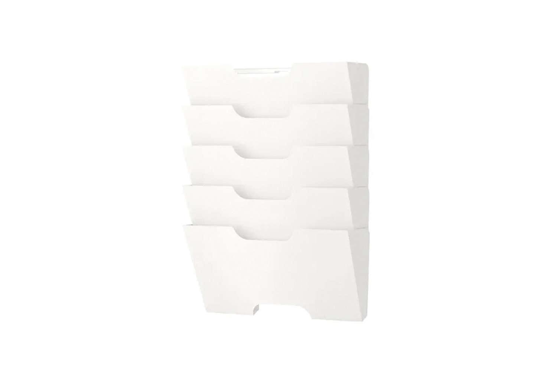 Ikea Kvissle Wall Magazine Rack
