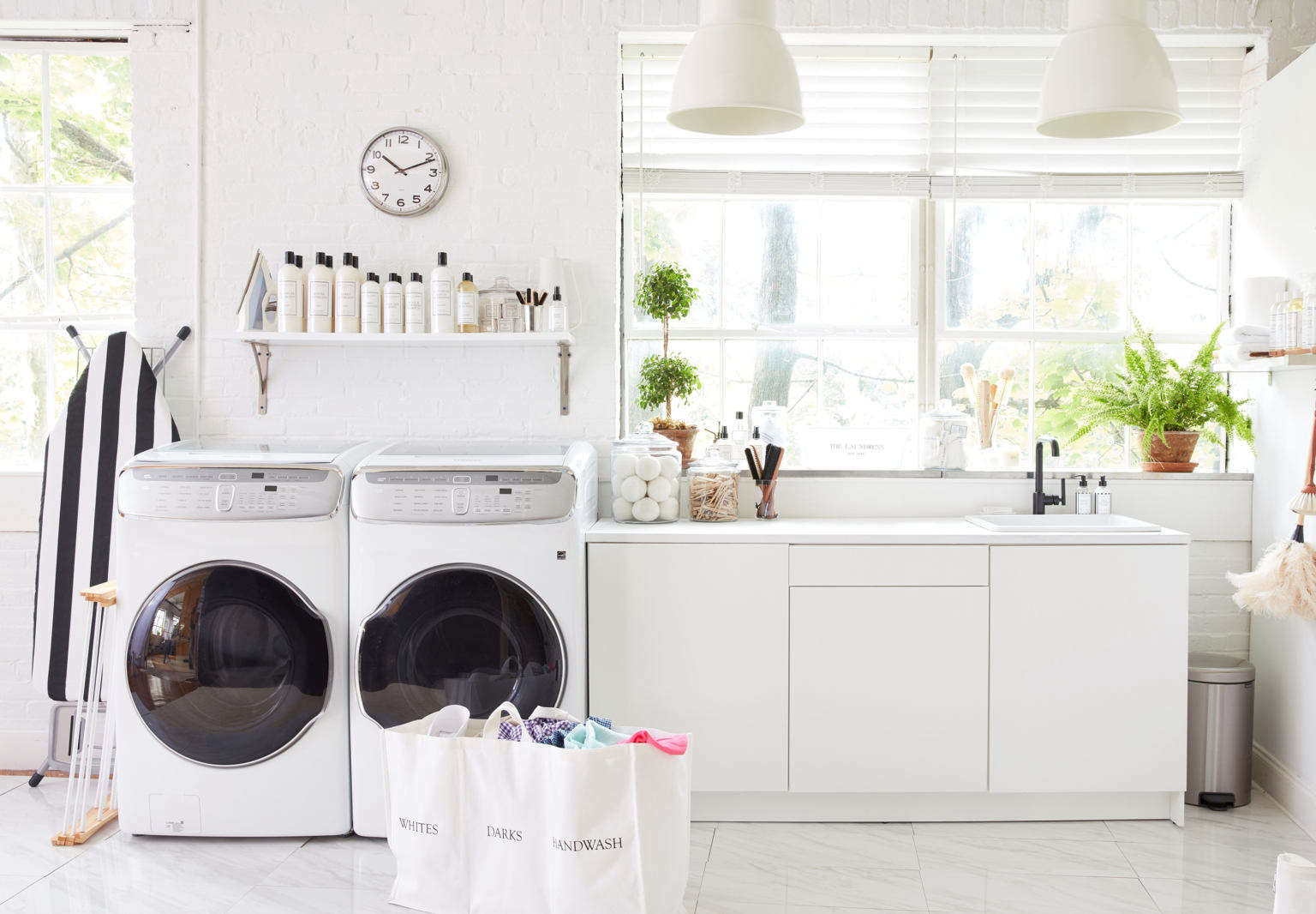 Great Looking Canvas Laundry Sorter Totes