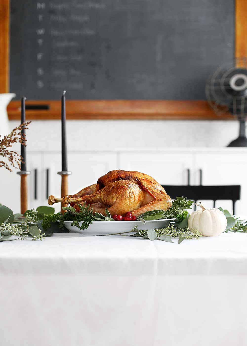 The Minimalist: The Only Five Things You Need to Cook a Delicious Thanksgiving Turkey