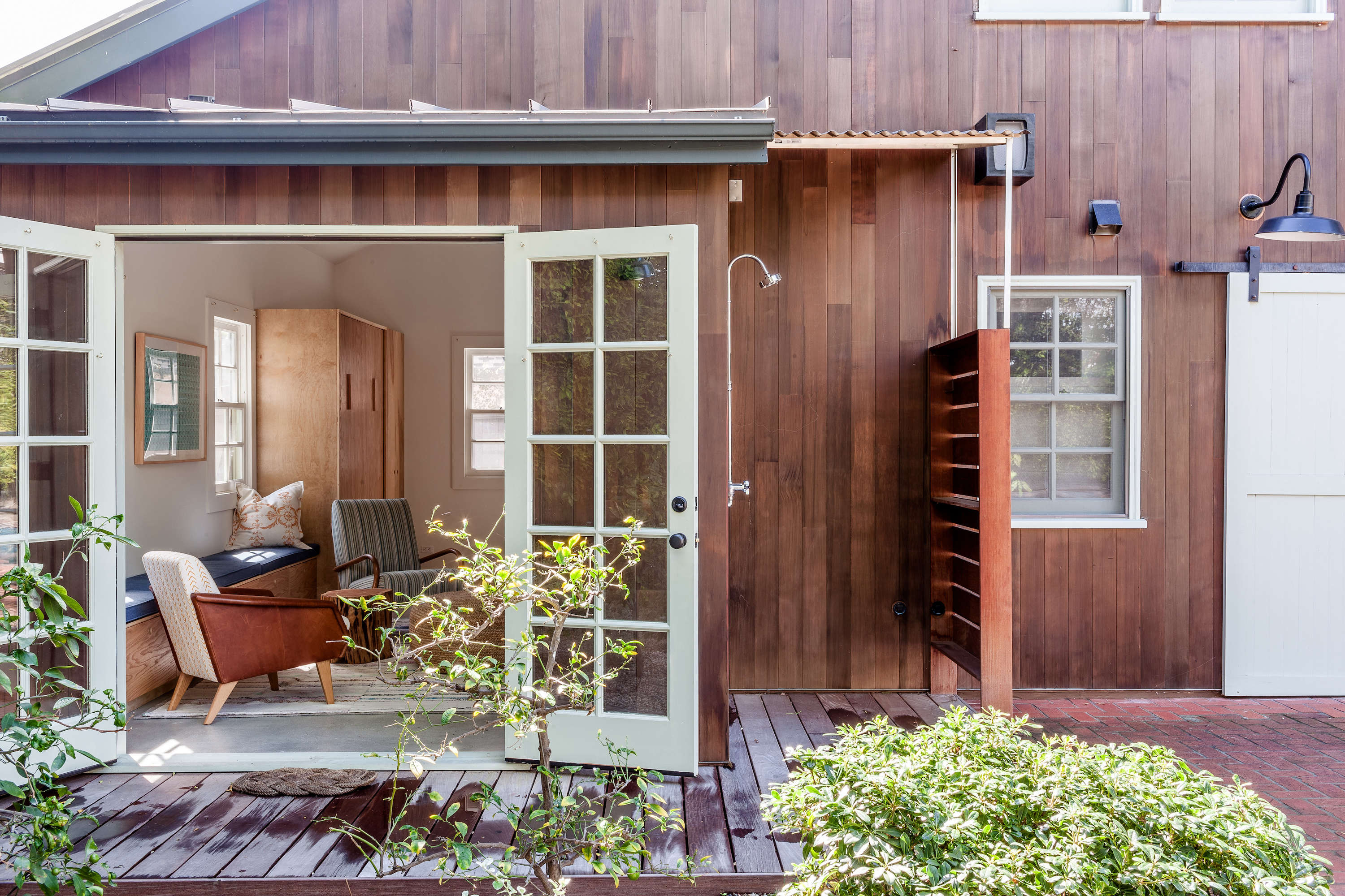 Small-Space Living: An Inspired Garage Conversion that Prioritizes Smart Storage