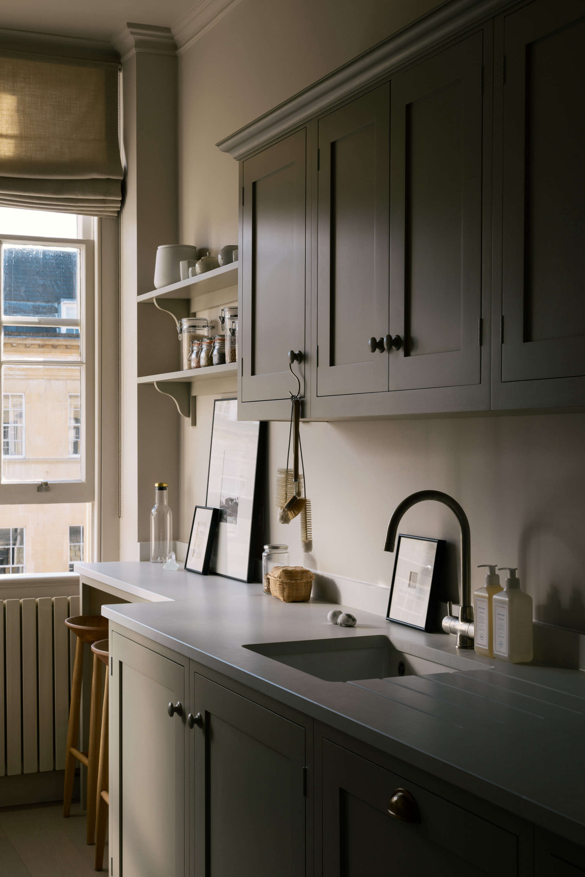 Aha! Hack: A No-Drill Hanging Solution for Kitchen Tools