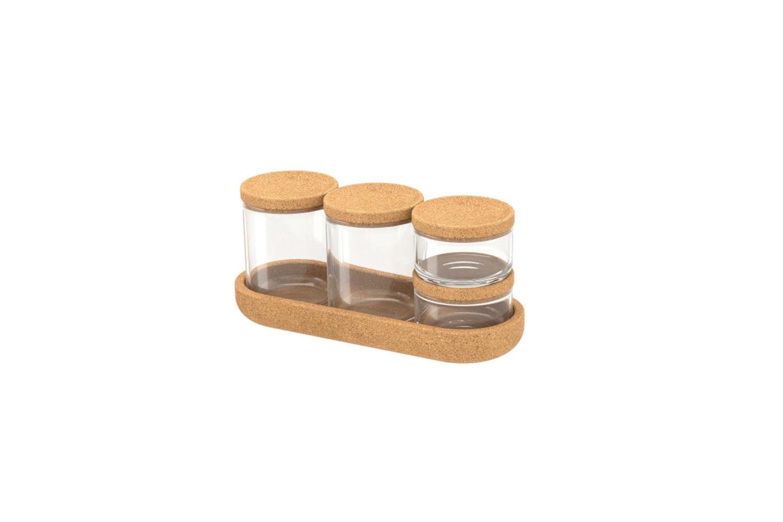 Ikea Saxborga Jars