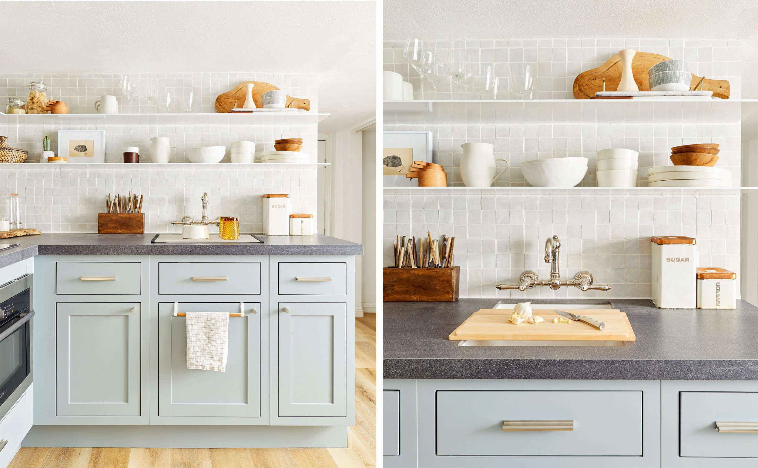 Emily Henderson Velinda Hellen Small Kitchenette Sink Covers