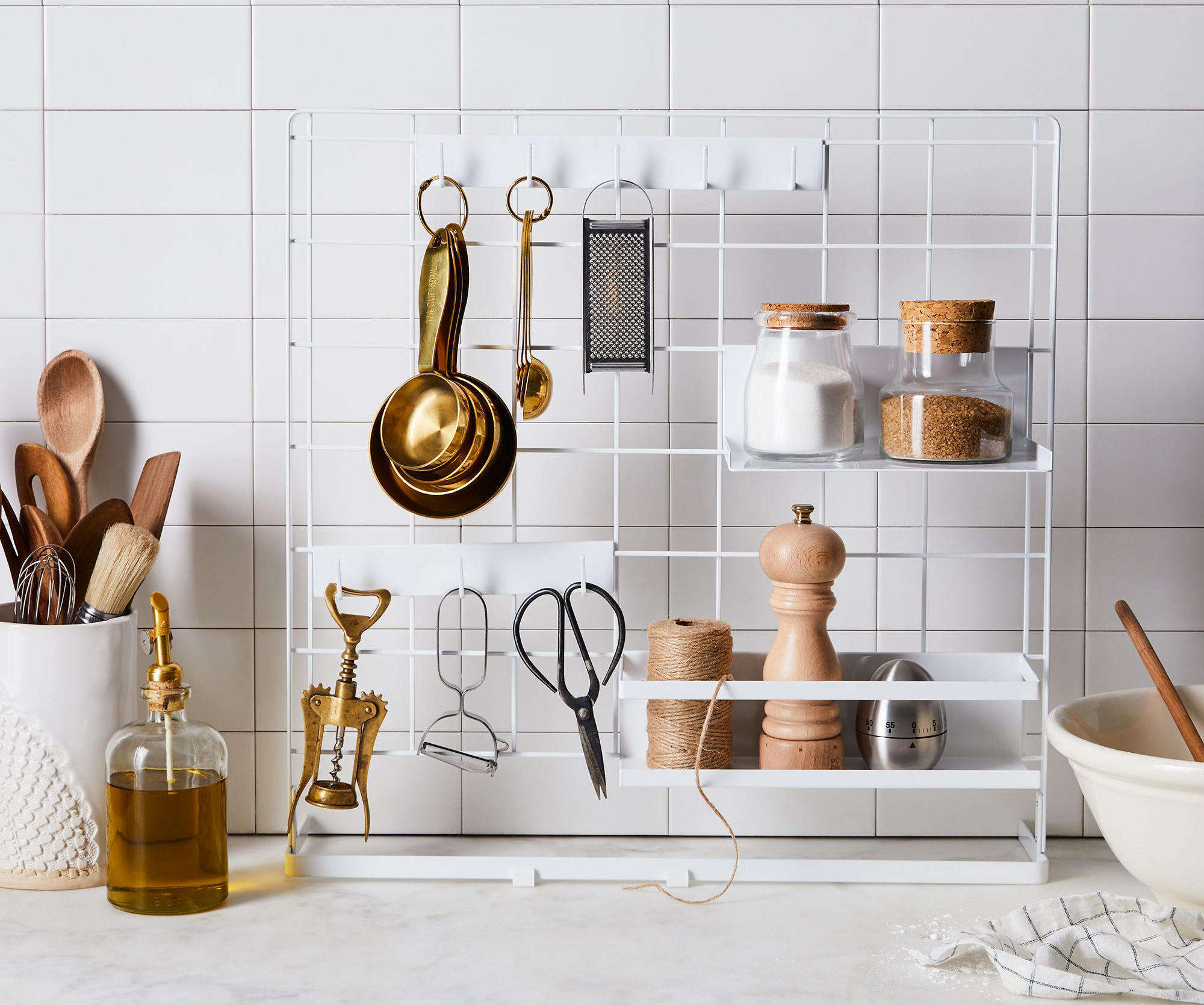 The Cull: 10 Nifty Space-Saving Storage Solutions from Food52