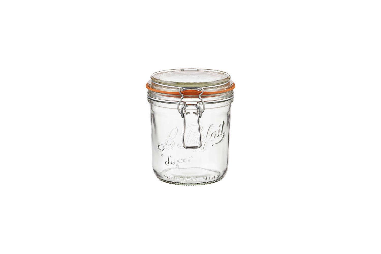 bulk shopper kit le parfait jar