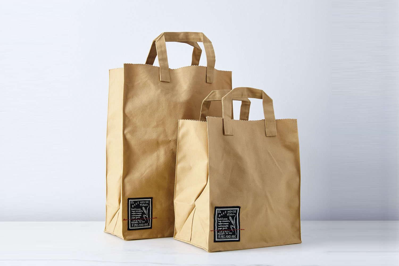 Bulk Shopper Kit Reusable Bags