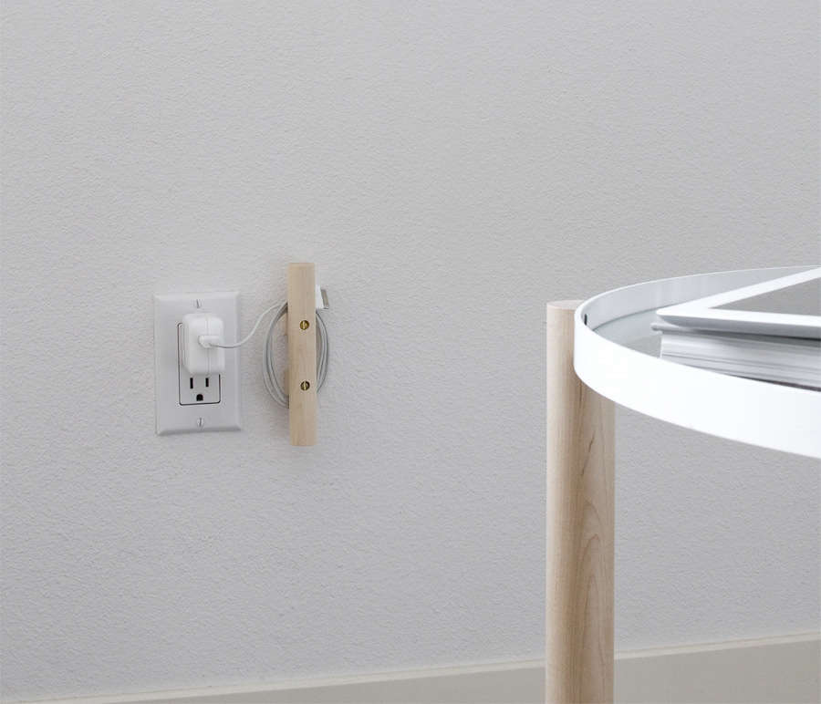 Attention, Neat Freaks: A Clever Aha! Hack to Corral Your Cords