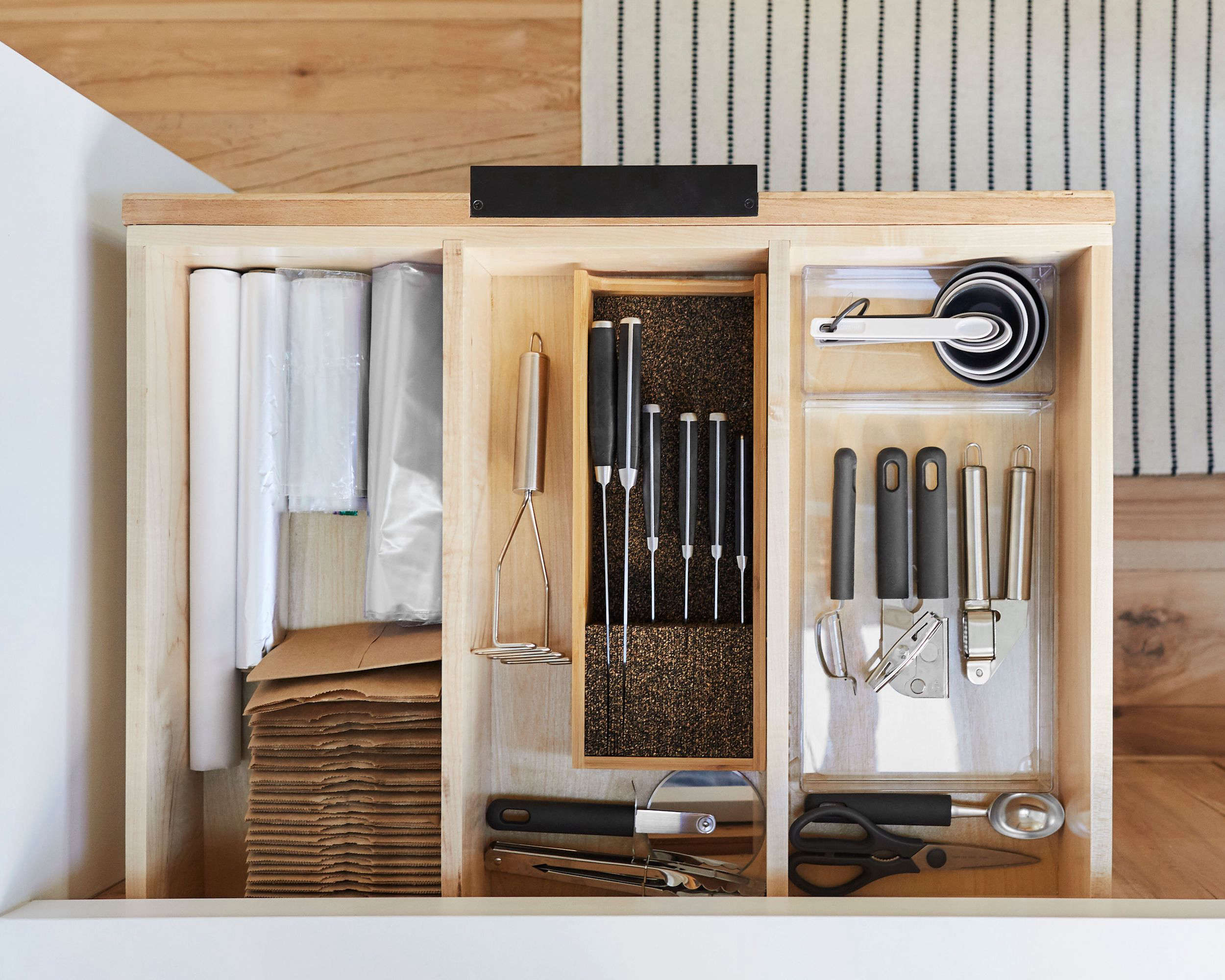 10 Above And Beyond Kitchen Organization Ideas From Emily Henderson