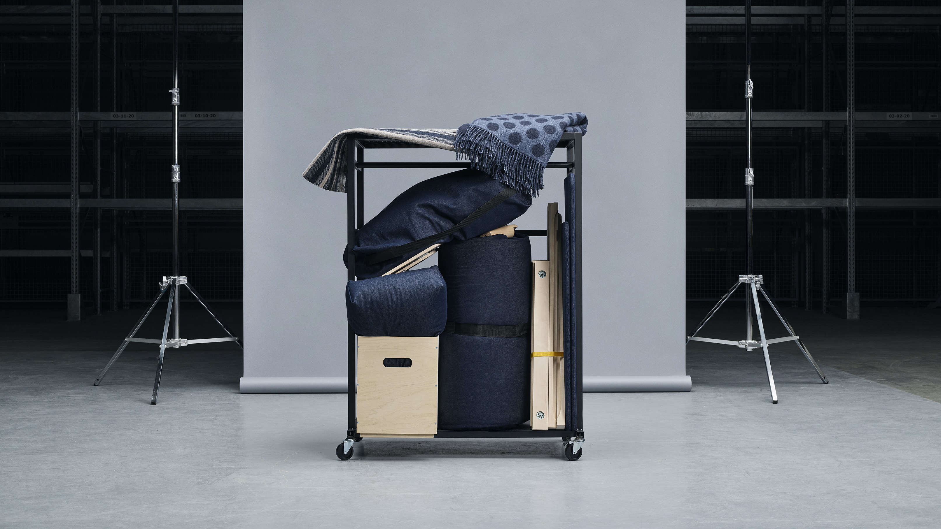 Ikea's New Fold & Pack Line (Guess Which Furniture Pieces Are Pictured)
