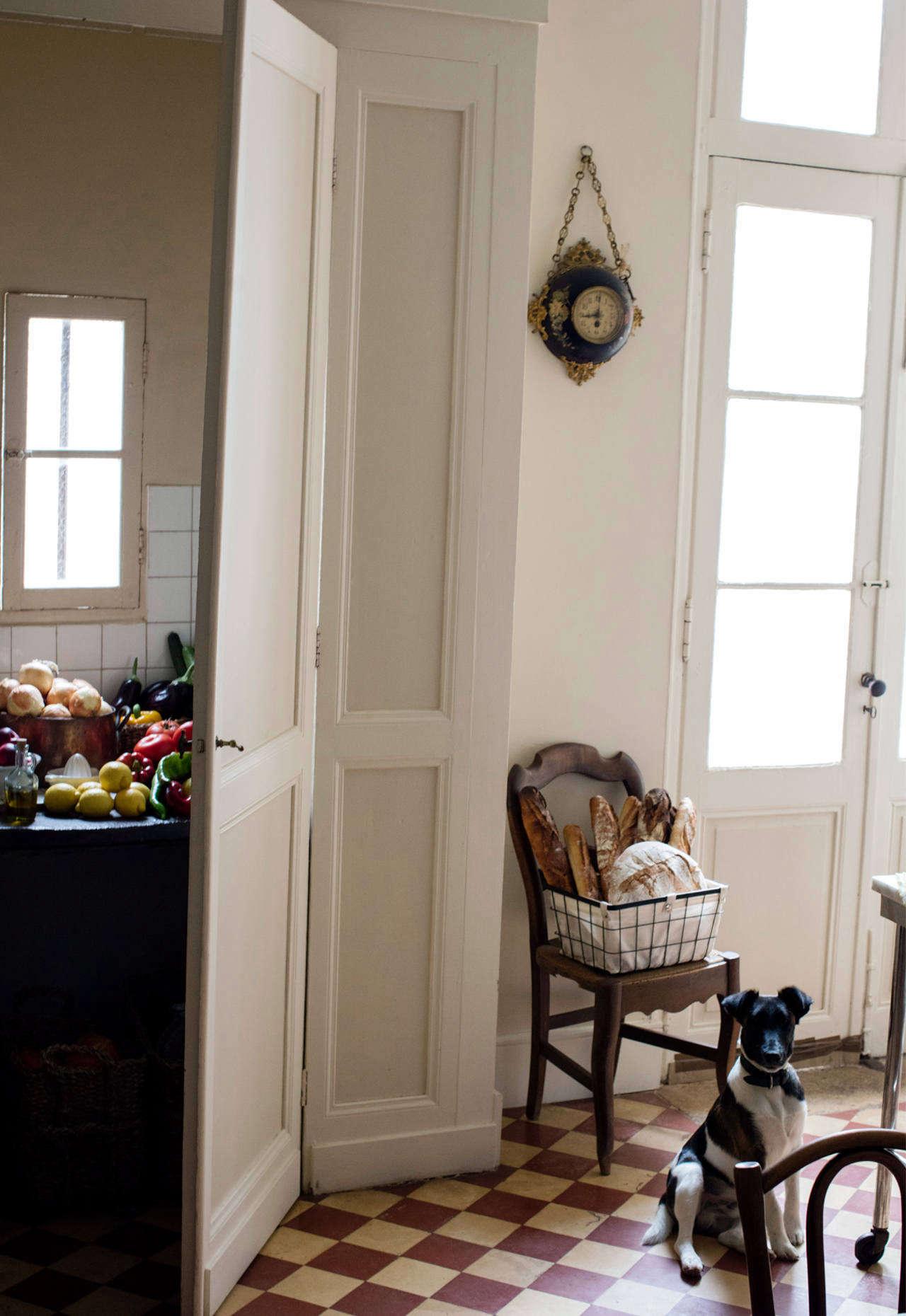 Detail of Mimi Thorisson Kitchen for Zara Home Kitchen Editorial
