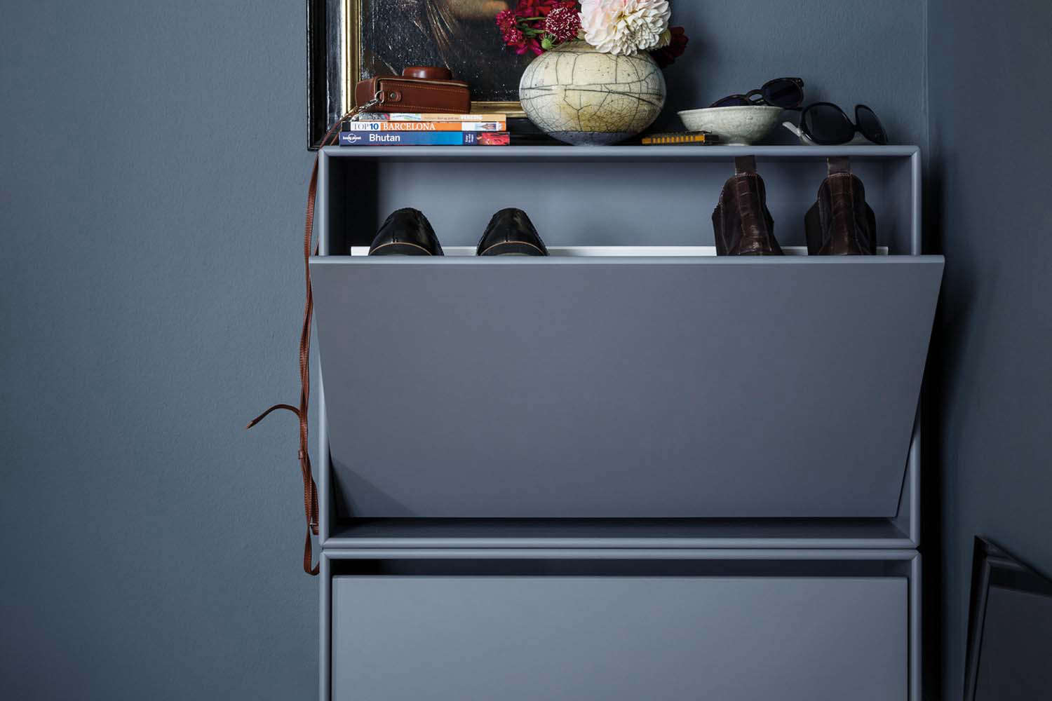 10 Favorite Shoe Storage Cabinets - The Organized Home